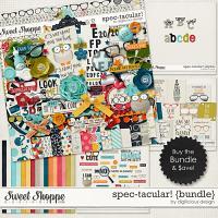 Spec-tacular! {Bundle} by Digilicious Design