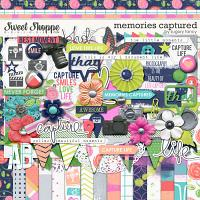 Memories Captured Kit by Sugary Fancy