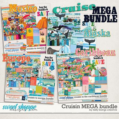 Cruisin Mega Bundle by Kelly Bangs Creative