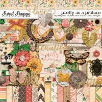 Pretty As A Picture By Studio Basic Designs & Meghan Mullens