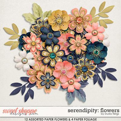 Serendipity: FLOWERS by Studio Flergs