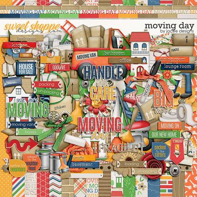 Moving Day by JoCee Designs