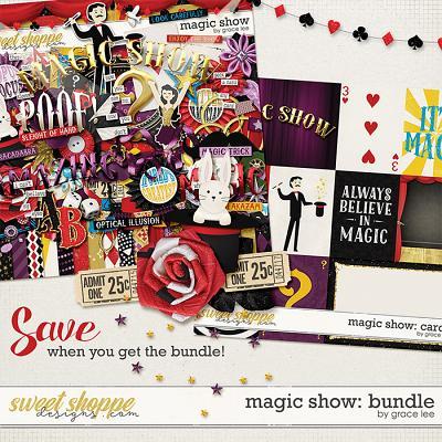 Magic Show: Bundle by Grace Lee