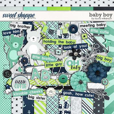 Baby Boy: Kit by Laura Wilkerson