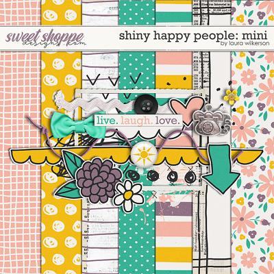 Shiny Happy People: Mini by Laura Wilkerson