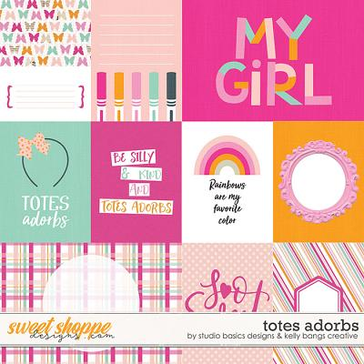 Totes Adorbs Cards by Kelly Bangs Creative and Studio Basic