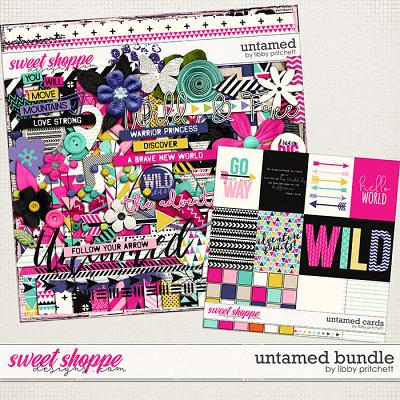 Untamed Bundle by Libby Pritchett