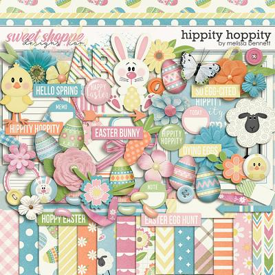 Hippity Hoppity by Melissa Bennett