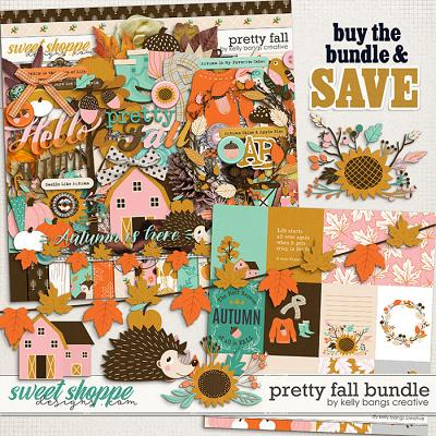 Pretty Fall Bundle by Kelly Bangs Creative