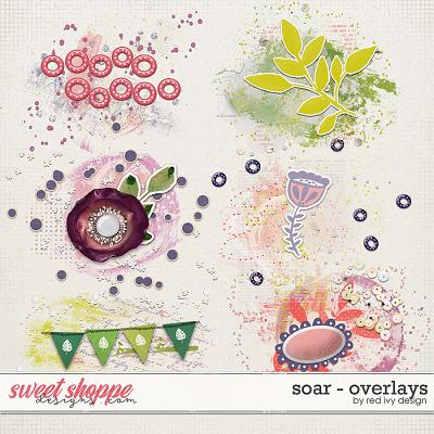 Soar - Overlays by Red Ivy Design