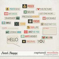 Captured: Wordbits by Blagovesta Gosheva