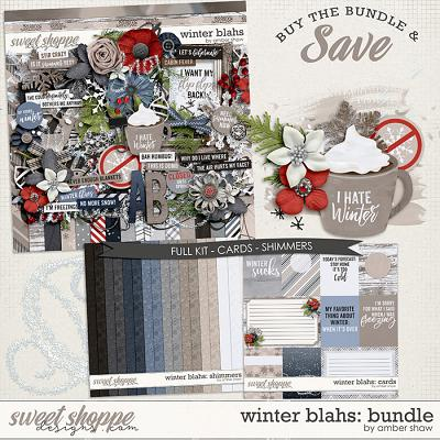 Winter Blahs: Bundle by Amber Shaw