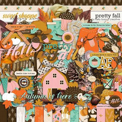 Pretty Fall by Kelly Bangs Creative