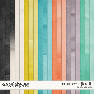 Snaparazzi {Kraft} by Digilicious Design