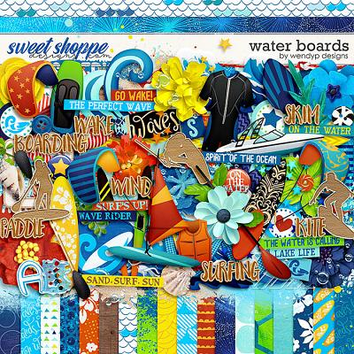 Water boards by WendyP Designs