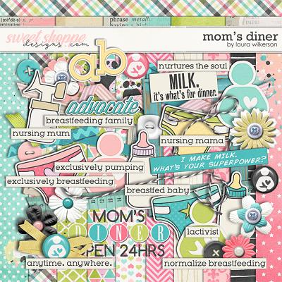 Mom's Diner: Kit by Laura Wilkerson