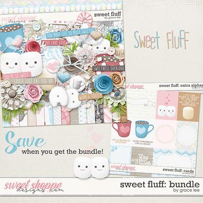 Sweet Fluff: Bundle by Grace Lee