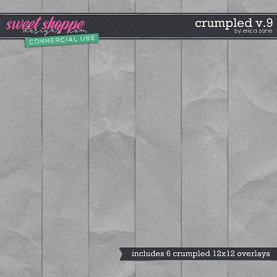 Crumpled v.9 by Erica Zane