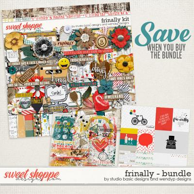 Frinally Bundle by Studio Basic and WendyP Designs