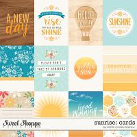 Sunrise: Cards by Kristin Cronin-Barrow