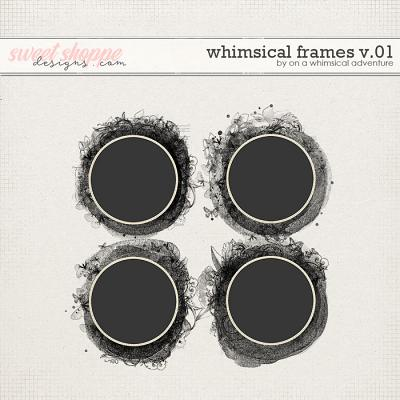 Whimsical Frames Vol01 by On A Whimsical Adventure