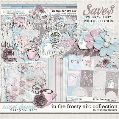 In the Frosty Air Collection by River Rose Designs