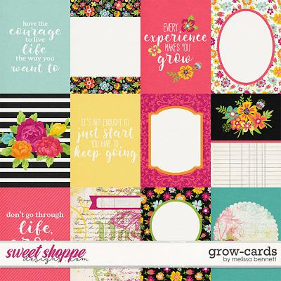 Grow-Cards by Melissa Bennett