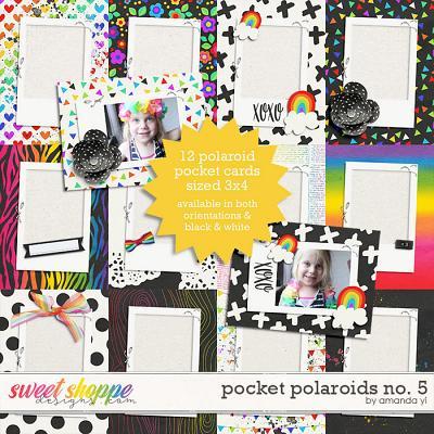 Pocket Polaroids no.5 by Amanda Yi