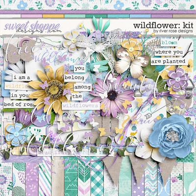 Wildflower: Kit by River Rose Designs