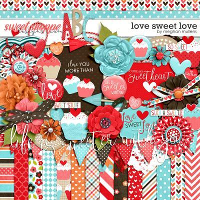 *FWP* Love Sweet Love by Meghan Mullens