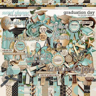 Graduation Day by JoCee Designs