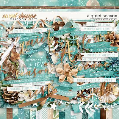 A Quiet Season by Kristin Cronin-Barrow
