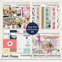 A Sunday Afternoon {Collection} by Studio Basic