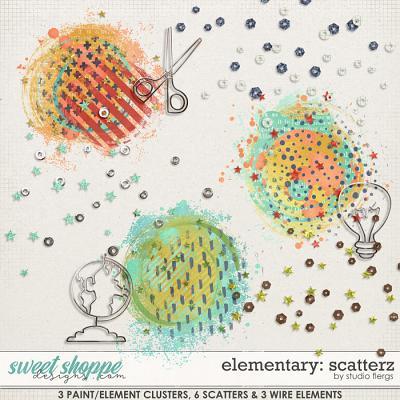 Elementary: SCATTERZ by Studio Flergs
