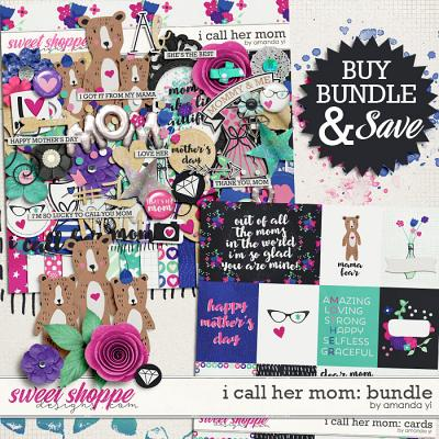 I Call Her Mom: Bundle by Amanda Yi