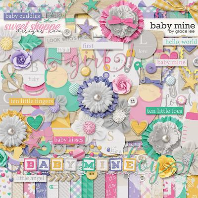 Baby Mine by Grace Lee