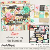 Just Be You: Bundle by Jady Day Studio