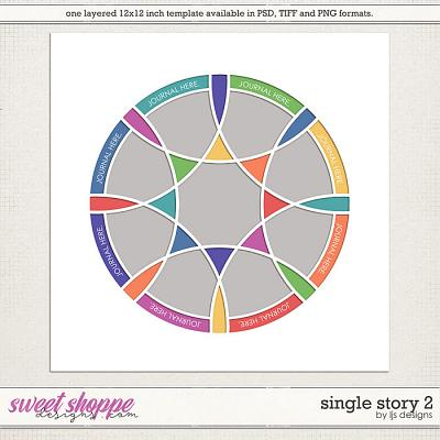 Single Story 2 by LJS Designs