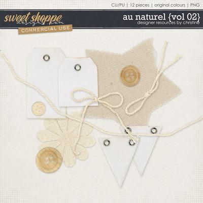 Au Naturel {Vol 02} by Christine Mortimer
