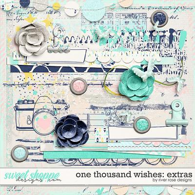 One Thousand Wishes: Extras by River Rose Designs