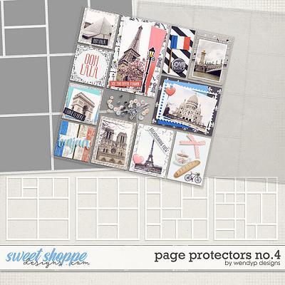Page Protectors No.4 by WendyP Designs