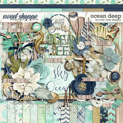 Ocean Deep Kit by River Rose Designs