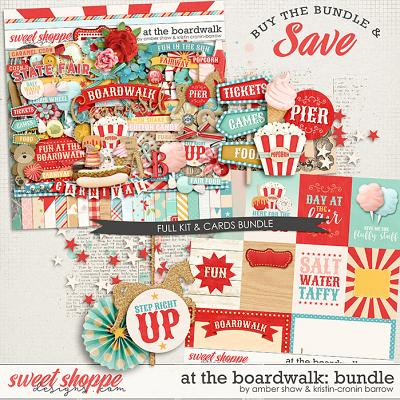 At the Boardwalk: Bundle by Amber Shaw & Kristin Cronin-Barrow