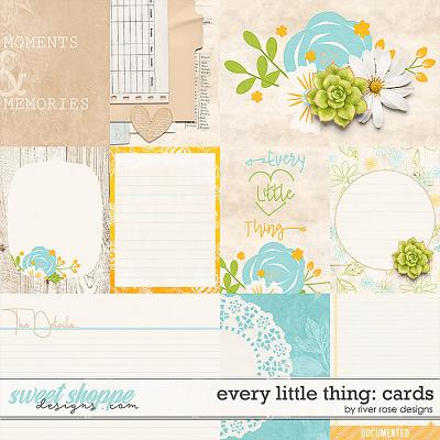 Every Little Thing: Cards by River Rose Designs
