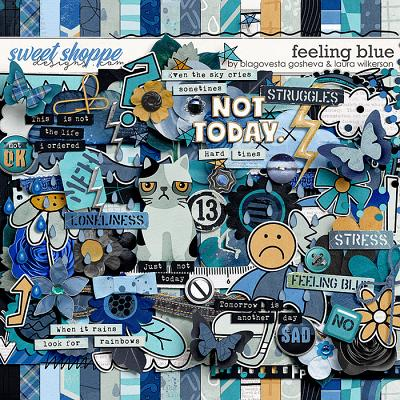 Feeling Blue by Blagovesta Gosheva and Laura Wilkerson