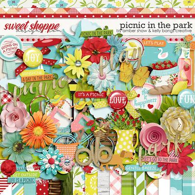 Picnic in the Park by Amber Shaw & Kelly Bangs Creative