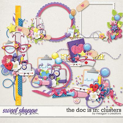 The Doc Is In: Clusters by Meagan's Creations