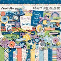 Beauty Is In The Heart by Heather Roselli