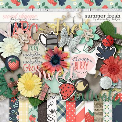 *FREE with your $10 Purchase* Summer Fresh by Dream Big Designs