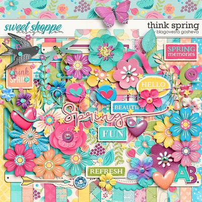 Think Spring by Blagovesta Gosheva